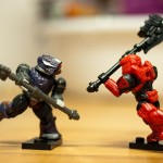CODE NUMBER LIST: Halo Mega Bloks Series 9 Mystery Packs Blind Bags