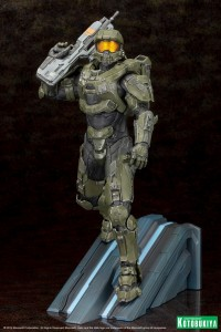 Halo Master Chief Kotobukiya ARTFX Statue November 2014
