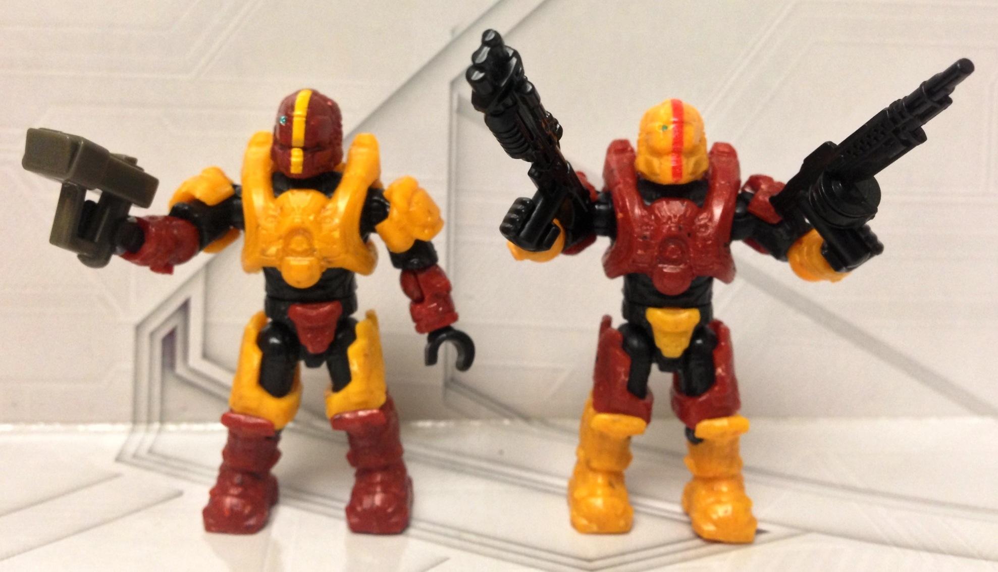 Halo Mega Bloks UNSC Flame Warthog Review & Photos - Halo Toy News