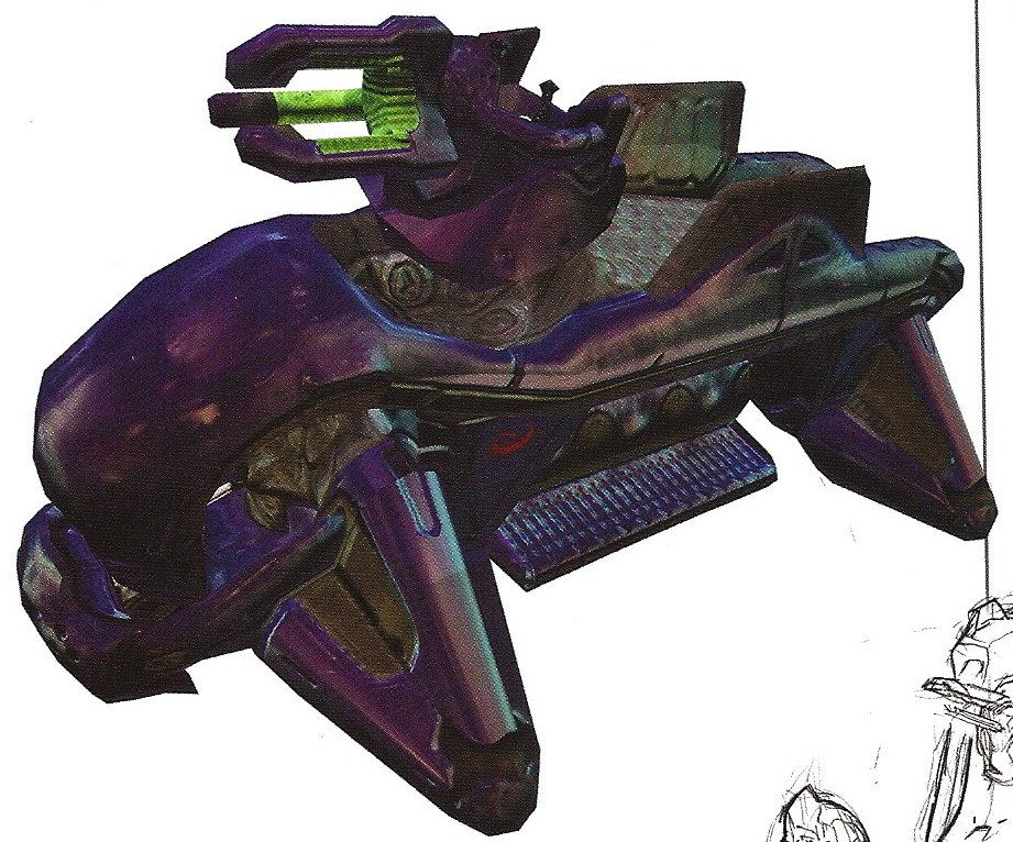 Halo Mega Bloks Hierarch's Shadow Convoy Revealed! Sgt ...