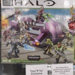Halo Mega Bloks Hierarch's Shadow Convoy Revealed! Sgt Johnson!