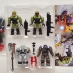 Mega Bloks Halo Anniversary Battleground Review & Photos