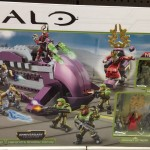 Halo Mega Bloks Hierarch's Shadow Convoy Released!