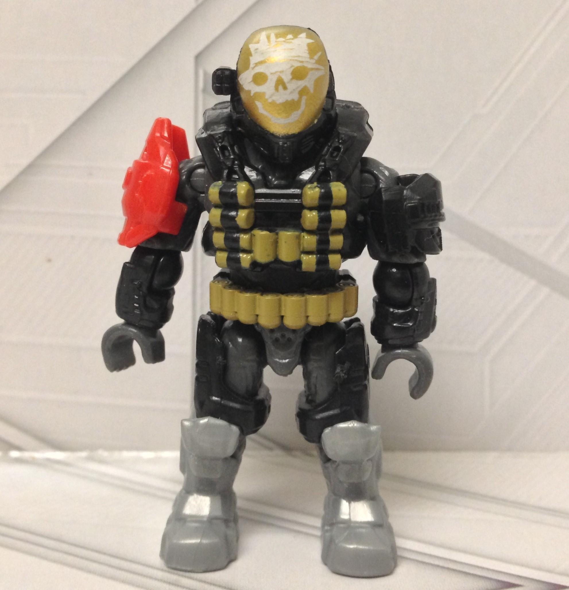 Halo Minimates Emile Emile Mega Bloks Halo Figure