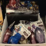 Halo Mega Bloks Metallic Drop Pods Series 2 Released!