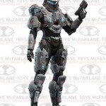 McFarlane Halo 4 Series 3 Figures! Jul Mdama Thorne Palmer!