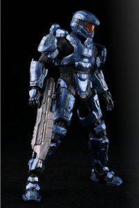 Thorne Halo 4 Three A Toys Sixth Scale Figure 2015