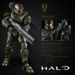 ThreeA Master Chief Halo Sixth Scale Figure Up for Order!