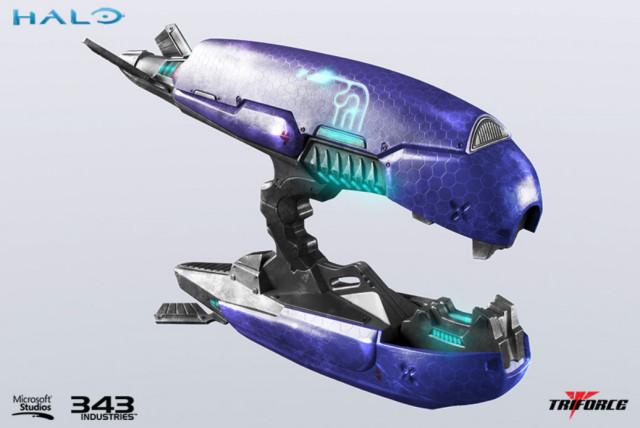 Halo 2 Anniversary Edition – Plasma Rifle Full Scale Replica
