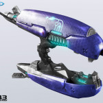 Halo Plasma Rifle Full Scale Replica Photos & Order Info!