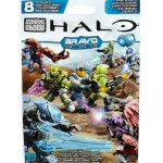 CODE NUMBER LIST: Halo Mega Bloks Bravo Series Blind Bags