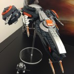 Toy Fair 2015: Halo 5 Mega Bloks Promethean Vehicle Photos!