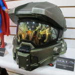 Halo Master Chief Motorcycle Helmet Up for Order! Toy Fair 2015