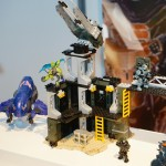 Halo Mega Bloks Firebase Set Photos! New York Toy Fair 2015