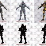 McFarlane Halo 5 Guardians Figures Series 1 Up for Order!