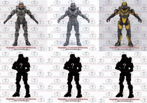 McFarlane Halo 5 Guardians Figures Series 1