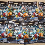 CODE NUMBER LIST: Halo Mega Bloks Charlie Series Figures!