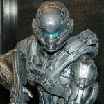 McFarlane Halo 5 Spartan Locke Deluxe 12″ Figure Up for Order!