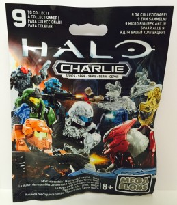 Mega Bloks Halo Charlie Series Blind Bags