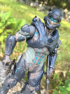 Halo 5 Locke Action Figure McFarlane Toys