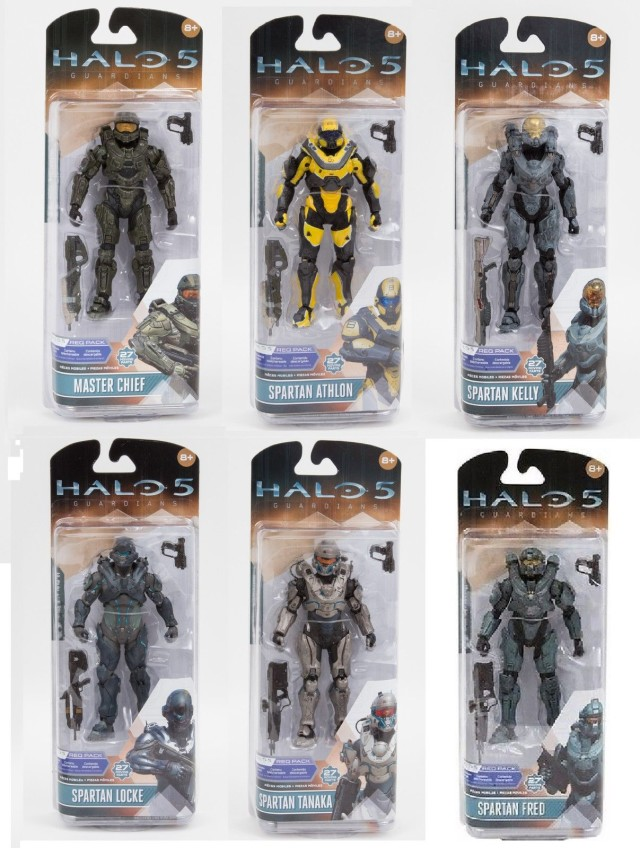McFarlane Halo 5 Guardians Figures Up for Order! - Halo Toy News