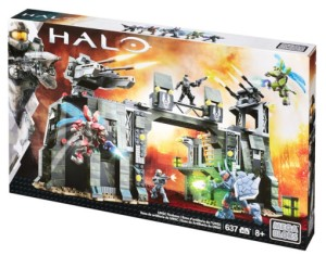 UNSC Firebase Mega Bloks Halo Summer 2015 Set Box