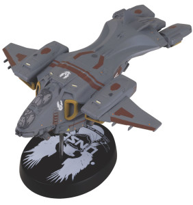 Gamestop Exclusive Halo Pelican Grey Vehicle Replica