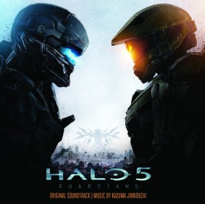 Halo 5 Guardians Original Soundtrack Cover