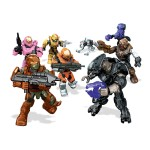 Halo Mega Bloks Delta Series Figures Revealed!