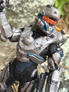 McFarlane Halo 5 Spartan Tanaka Review