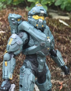 Halo 5 Guardians Spartan Fred Figure