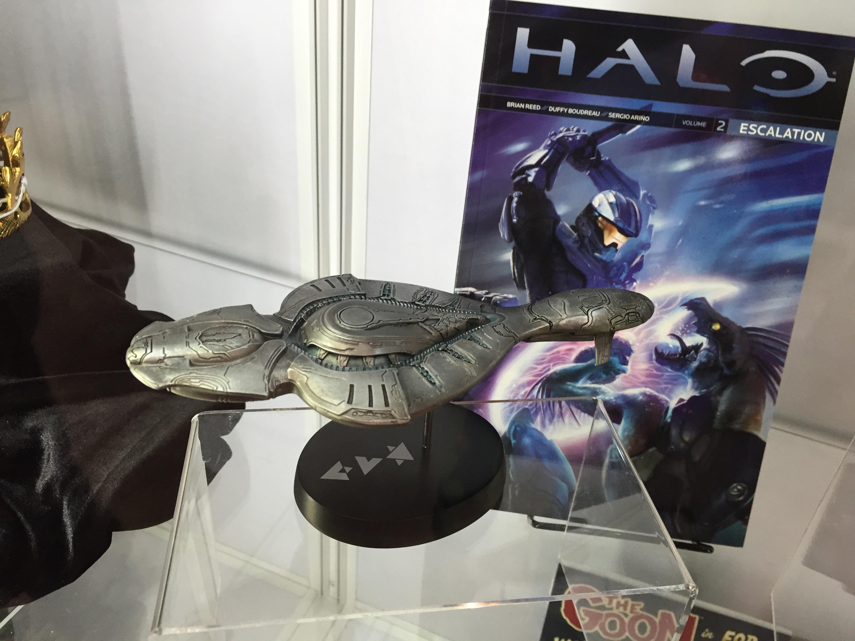 """Dark Horse Comics Covenant Banshee 5/"""" Replica #NEW HALO"""