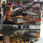 Halo Mega Bloks NMPD Pelican Air Base Set Released!