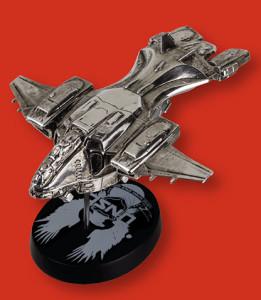 Dark Horse New York Comic Con Halo Silver Pelican Exclusive