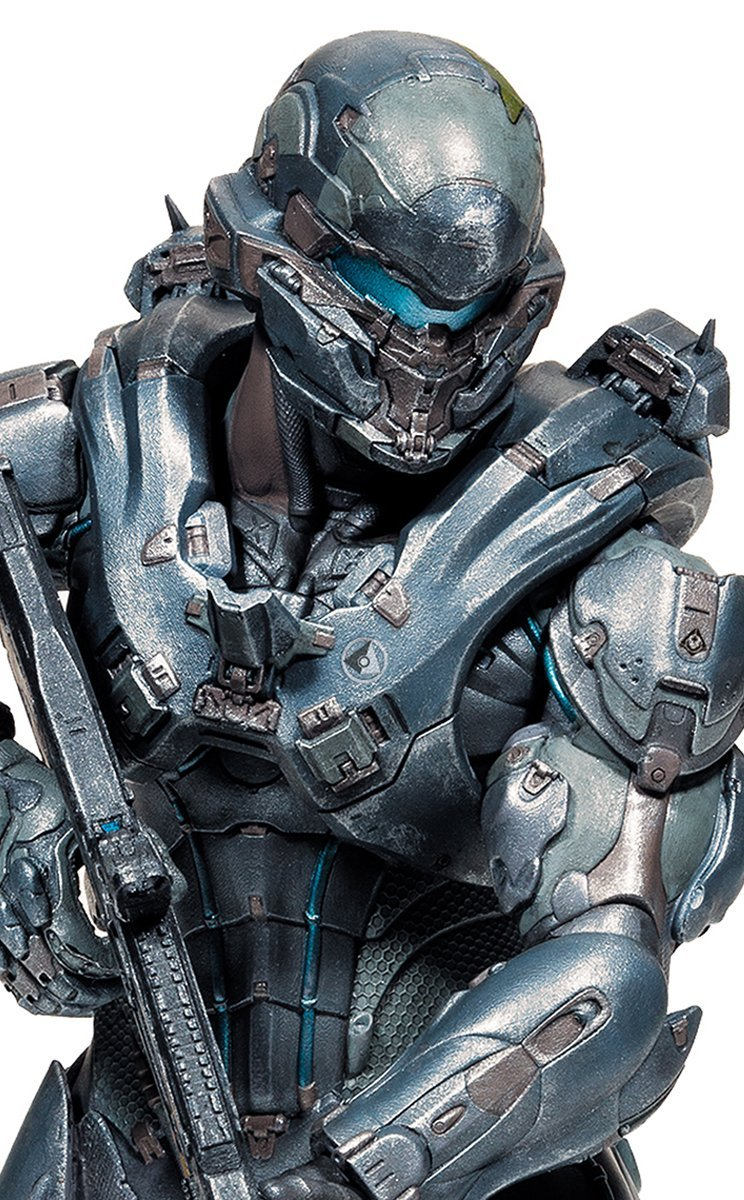 Exclusive Halo 5 Unhelmeted Locke Figure Up For Order Halo Toy News