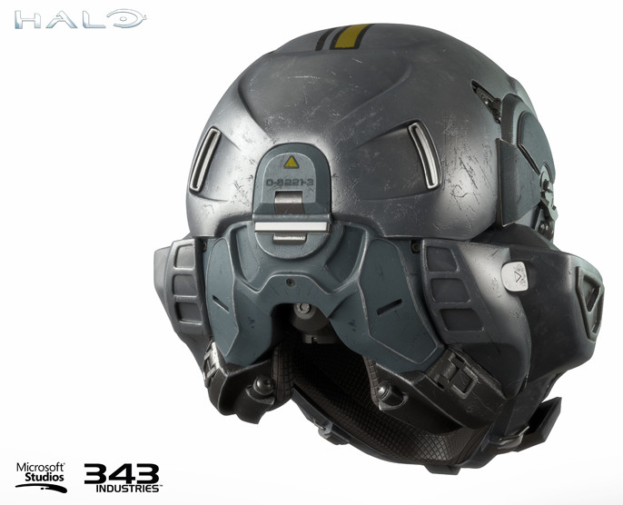Triforce Halo 5 Locke & Kelly Helmet Replicas Up for Order! - Halo ...