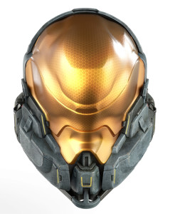 TriForce Spartan Kelly 087 Replica Helmet