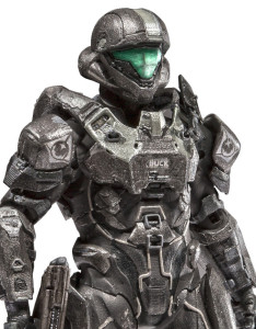 Halo 5 Guardians McFarlane Buck Figure Revealed