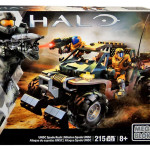 2016 Halo Mega Bloks UNSC Spade Rush Set Photos!