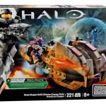 Halo Mega Bloks 2016 Brute Chopper Raid Set w/ KAT!