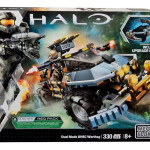 Halo Mega Bloks 2016 Dual Mode UNSC Warthog Set Photos!