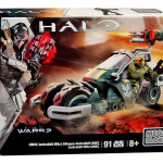 Halo Wars 2 Mega Bloks Jackrabbit Blitz Revealed! Douglas!