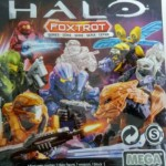 Halo Mega Bloks Foxtrot Series Figures Revealed & Photo!