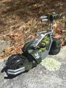 2016 Halo Mega Bloks UNSC Jackrabbit Blitz Photos