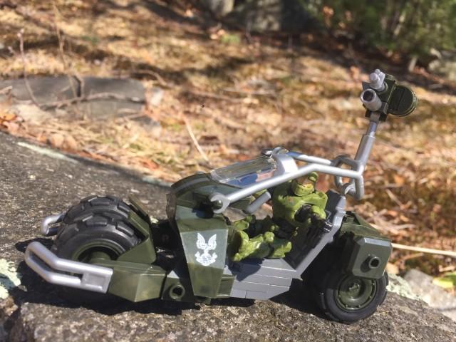 Jackrabbit Halo Wars 2 Mega Bloks Vehicle Set