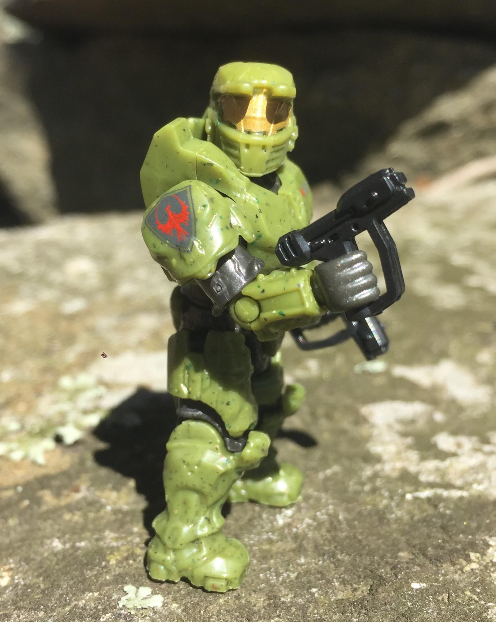 Mega Bloks Halo Wars 2 UNSC Jackrabbit Blitz Review - Halo