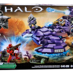 Halo Mega Bloks Covenant Wraith Ambush Summer 2016 Set!