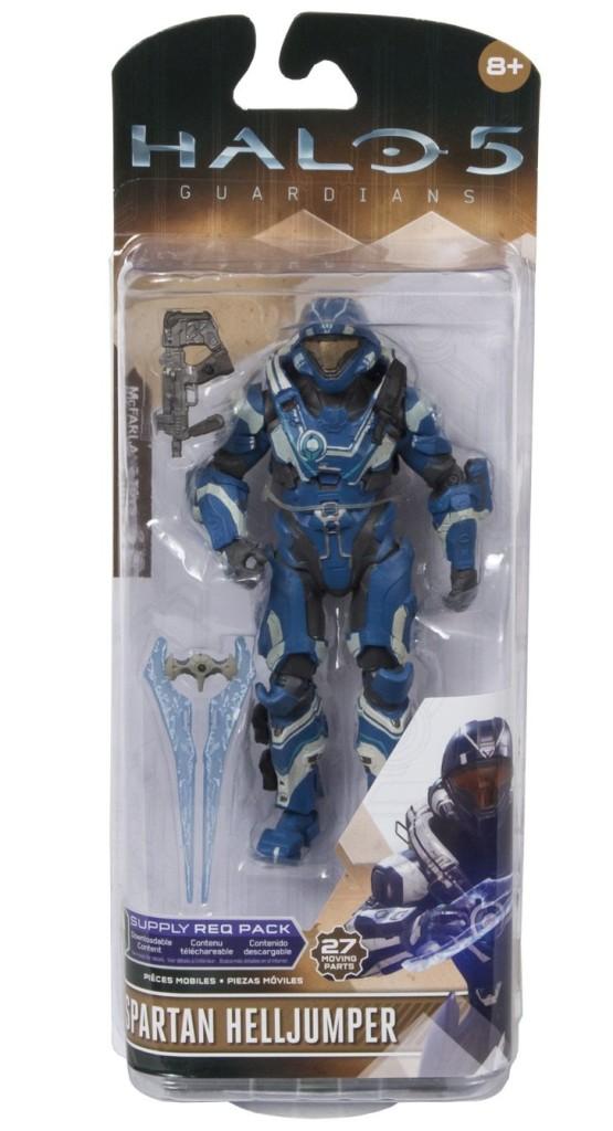 Halo 5 Series 2 Helljumper Spartan Figure McFarlane Toys