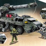 Halo Mega Bloks Summer 2016 Sets Up for Order on Amazon!
