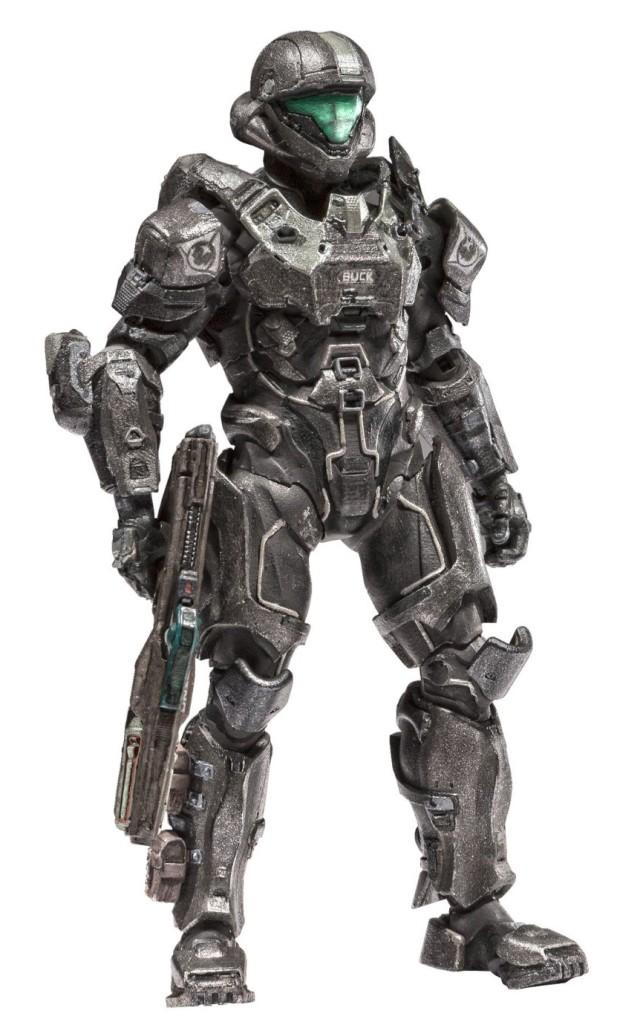 McFarlane Halo 5 Buck Spartan Figure